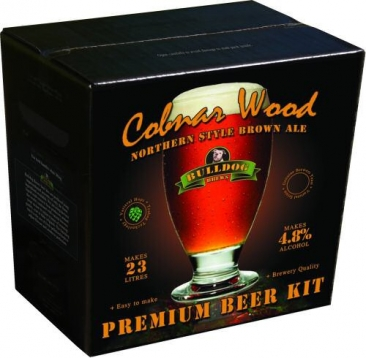 Cobnar Wood Northern Brown Ale