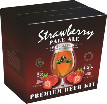 Strawberry Pale Ale
